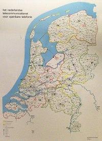 het nederlandse telecommunicatienet voor openbare telefonie (foto: blafhert)