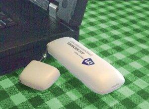 laptop met prepaid internetstick