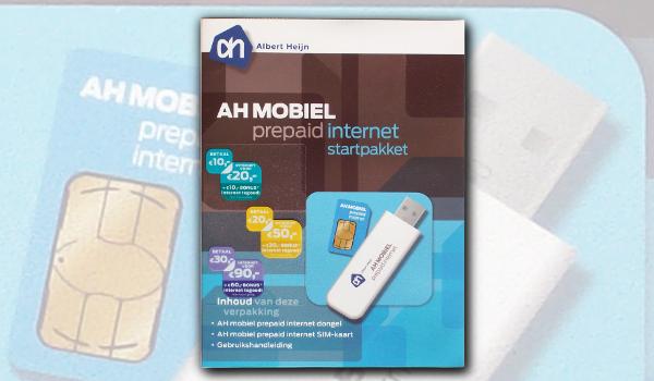 AH mobiel startpakket