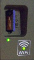 WiFi en SD lezer op EPSON printer