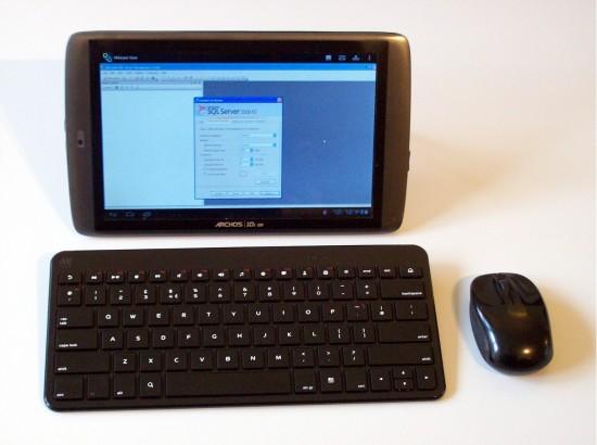 VWware tablet