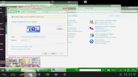 Windows 8 RDP in Android met Microsoft RD Client