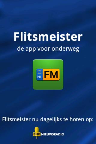 Flitsmeister splash