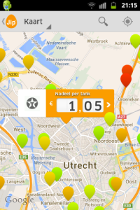 benzine-Jip Utrecht