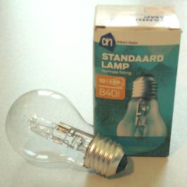 AH standaard lamp Halogeen