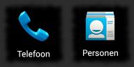 Telefoon en Personen