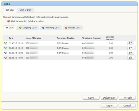 FRITZ!Box GSM gateway