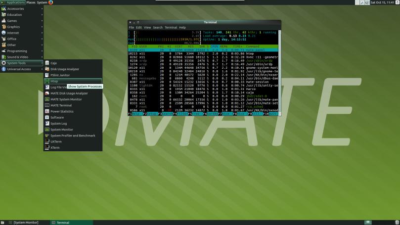 xrdp op Ubuntu met Mate desktop